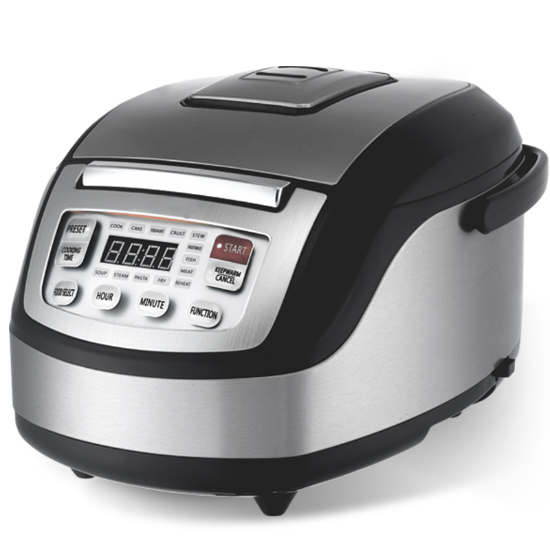 10in1 FC47A/FC57A Stainless Steel Rice Cooker Manufacturer