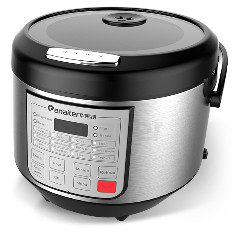 12in1 YC40H3/YC50H3 Cylinder Rice Cooker Manufacturer